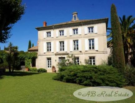 Maison de luxe à vendre NARBONNE, 435 m², 9 Chambres, 1480000€