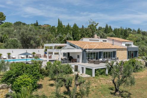 Villa de luxe à vendre OPIO, 286 m², 4 Chambres, 1995000€