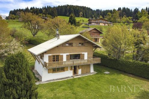 Chalet de luxe à vendre COMBLOUX, 190 m², 4 Chambres, 1250000€