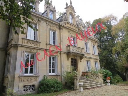 Château / Manoir de luxe à vendre CAEN, 670 m², 10 Chambres
