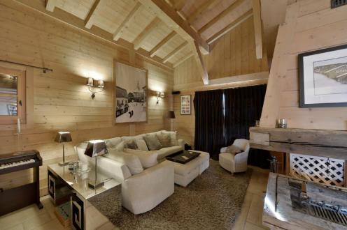 Luxury Chalet for rent MEGEVE, 6 Bedrooms,