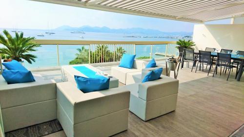Appartamento di lusso in affito CANNES, 100 m², 2 Camere