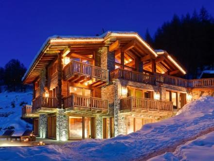 Chalet de luxe à louer Zermatt, 700 m², 7 Chambres,