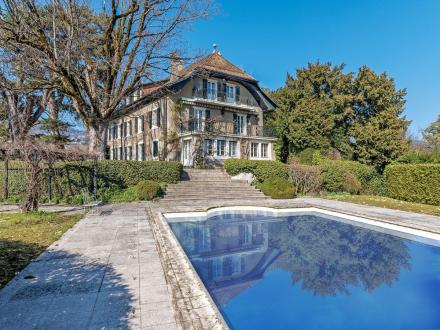 Luxury House for sale Vevey, 600 m², 10 Bedrooms