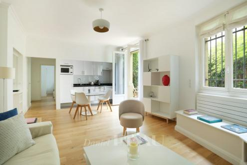 Appartamento di lusso in affito PARIS 16E, 50 m², 1 Camere
