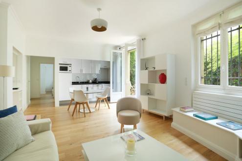 Appartement de luxe à louer PARIS 16E, 50 m², 1 Chambres