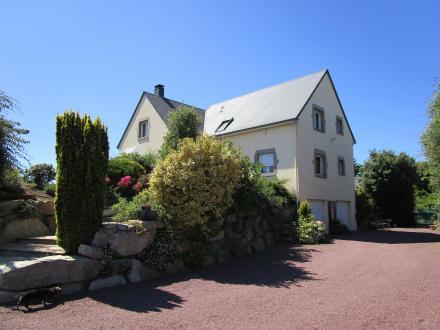 Propriété de luxe à vendre SAINT GERMAIN SUR AY, 194 m², 5 Chambres, 636000€