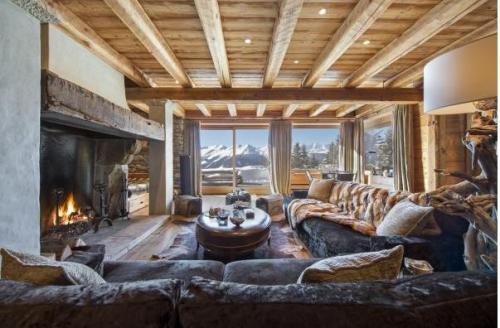 Chalet de luxe à vendre Verlonnaz, 900 m², 6 Chambres