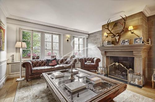 Hôtel particulier de luxe à vendre Genève, 315 m²