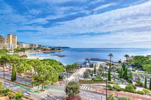 Appartement de luxe à vendre Monaco, 5 Chambres