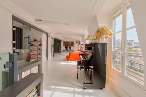 Appartamento di lusso in vendita PARIS 7E, 139 m², 2 Camere