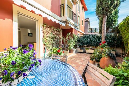 Luxus-Wohnung zu verkaufen SAINT JEAN CAP FERRAT, 46 m², 2 Schlafzimmer, 549000€