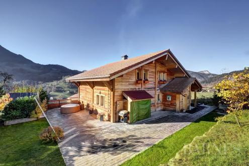 Chalet de luxe à vendre MANIGOD, 415 m², 7 Chambres, 1575000€