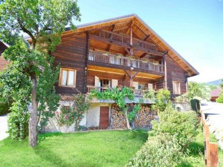 Casale di lusso in affito LA CLUSAZ, 370 m², 5 Camere,