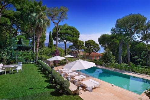 Luxury House for rent SAINT JEAN CAP FERRAT, 330 m², 5 Bedrooms