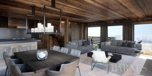 Luxus-Chalet zu verkaufen MEGEVE, 250 m², 5 Schlafzimmer, 3650000€