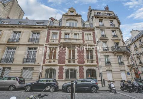 Luxus-Bürgerhaus zu verkaufen PARIS 8E, 561 m², 8 Schlafzimmer