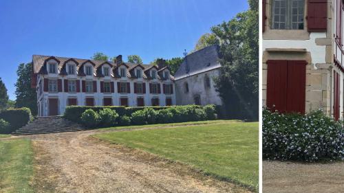 Luxus-Haus zu vermieten CIBOURE, 9 Schlafzimmer