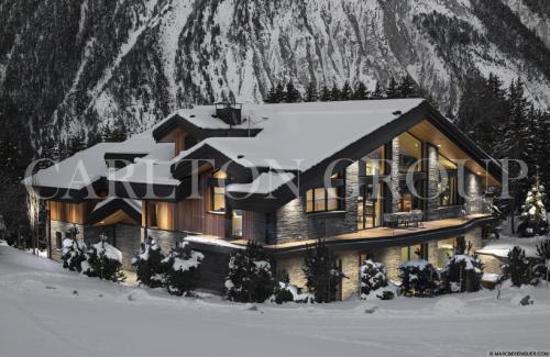 Casale di lusso in affito COURCHEVEL, 860 m²,