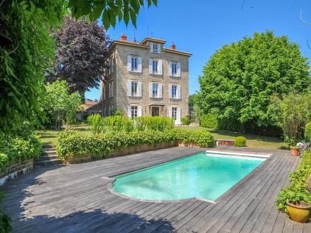 Maison de luxe à vendre SAINT DIDIER AU MONT D'OR, 406 m², 8 Chambres