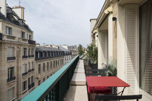 Appartamento di lusso in vendita PARIS 6E, 65 m², 1 Camere, 1850000€