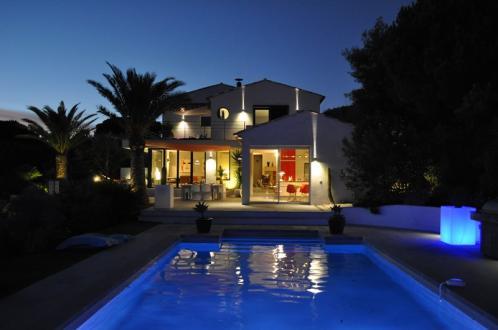 Luxury House for rent LA CROIX VALMER, 5 Bedrooms,