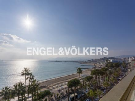 Luxury Apartment for sale CANNES, 100 m², 2 Bedrooms, € 3 180 000