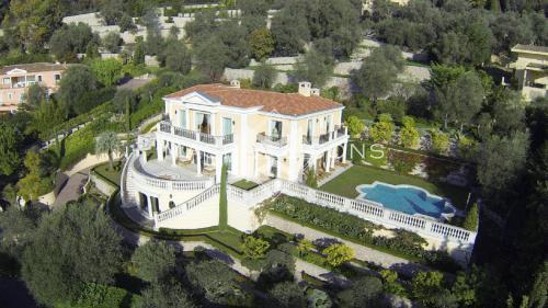 Luxe Villa te koop VILLEFRANCHE SUR MER, 370 m², 5 Slaapkamers