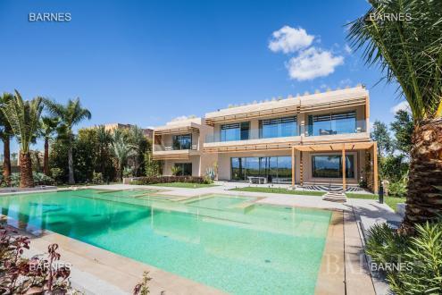 Villa de luxe à vendre MARRAKECH, 1400 m², 6 Chambres, 4300000€