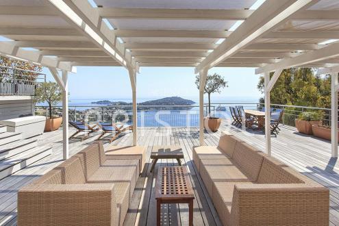 Villa de luxe à vendre VILLEFRANCHE SUR MER, 475 m², 4 Chambres, 7900000€