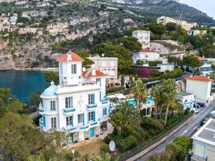 Casa di lusso in affito CAP D'AIL, 500 m², 7 Camere,