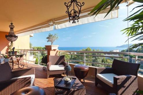 Appartement de luxe à louer CANNES, 97 m², 2 Chambres