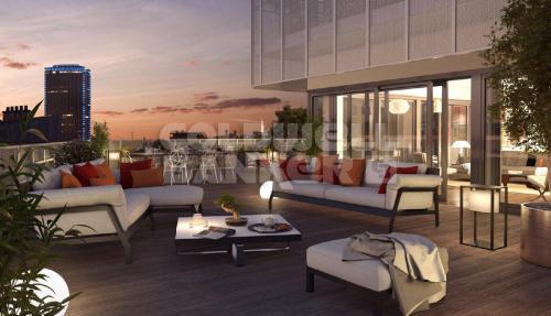 Appartement de luxe à vendre PARIS 14E, 58 m², 1 Chambres