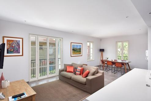 Luxus-Wohnung zu vermieten SAINT TROPEZ, 75 m², 2 Schlafzimmer,