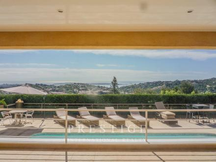 Luxury House for sale VALLAURIS, 200 m², 4 Bedrooms, € 1 590 000