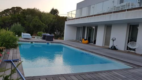 Luxe Domein  te koop SAINTE LUCIE DE PORTO VECCHIO, 250 m², 4 Slaapkamers