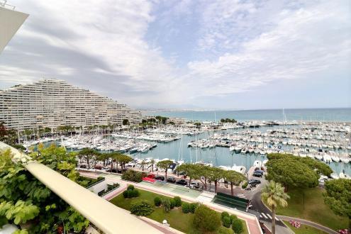 Appartement de luxe à vendre VILLENEUVE LOUBET, 130 m², 3 Chambres, 1650000€