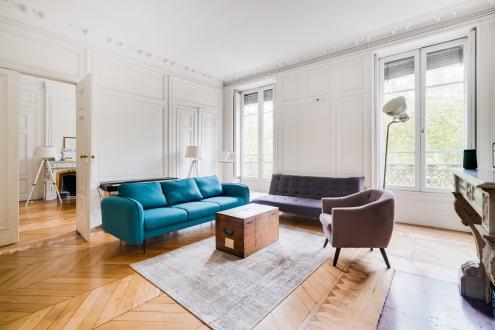 Appartement de luxe à vendre LYON, 141 m², 3 Chambres, 1250000€
