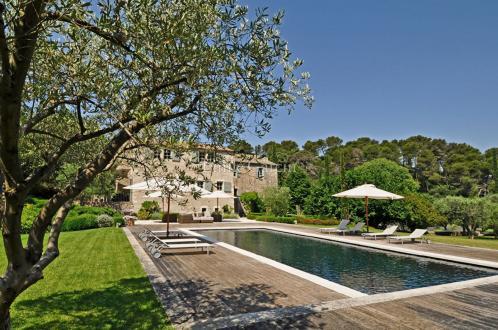 Luxury House for rent SAINT REMY DE PROVENCE, 450 m², 6 Bedrooms
