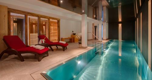 Chalet de luxe à louer Zermatt, 550 m², 5 Chambres,