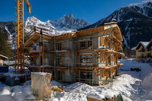 Luxus-Wohnung zu verkaufen CHAMONIX MONT BLANC, 96 m², 3 Schlafzimmer