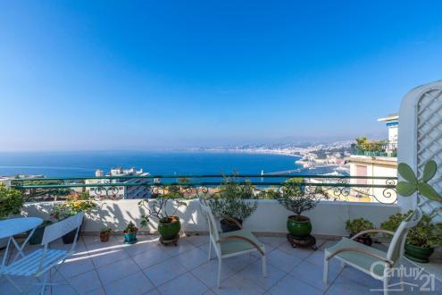 Luxus-Wohnung zu verkaufen Nizza, 150 m², 3 Schlafzimmer