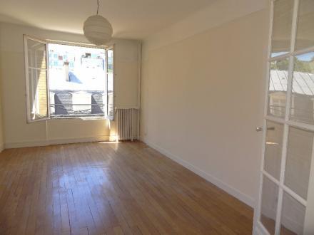 Appartement de luxe à louer PARIS 14E, 80 m², 2 Chambres