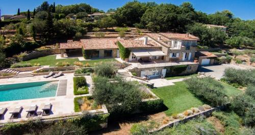 Luxury House for rent LE ROURET, 5 Bedrooms,