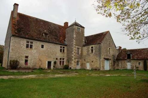 Luxus-Schloss / Herrenhaus zu verkaufen CHATEAUROUX, 280 m², 5 Schlafzimmer