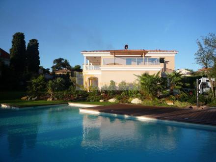 Villa de luxe à vendre CAP D'ANTIBES, 220 m², 4 Chambres