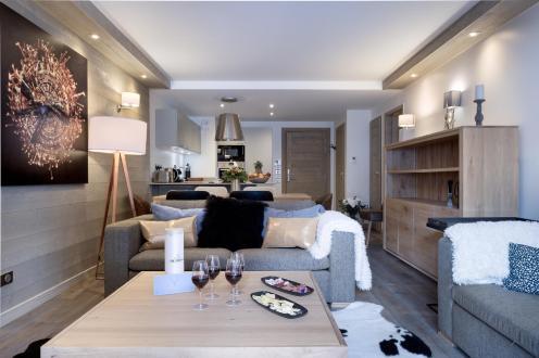 Luxe Appartement te koop COURCHEVEL, 82 m², 3 Slaapkamers, 990000€