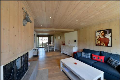 Luxury Apartment for rent MEGEVE, 90 m², 3 Bedrooms