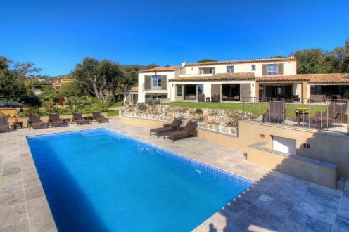 Luxury House for rent PORT GRIMAUD, 7 Bedrooms,