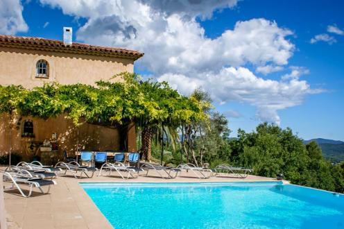 Luxury Villa for sale CALLIAN, 229 m², 6 Bedrooms, €620000